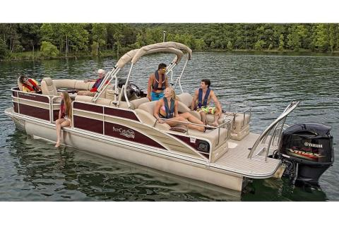 2016 G3 SunCatcher Elite 326 DLX SS in Fleming Island, Florida