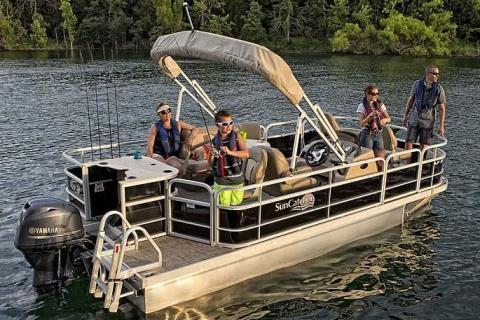 2016 G3 SunCatcher V18 Fish in Bryant, Arkansas
