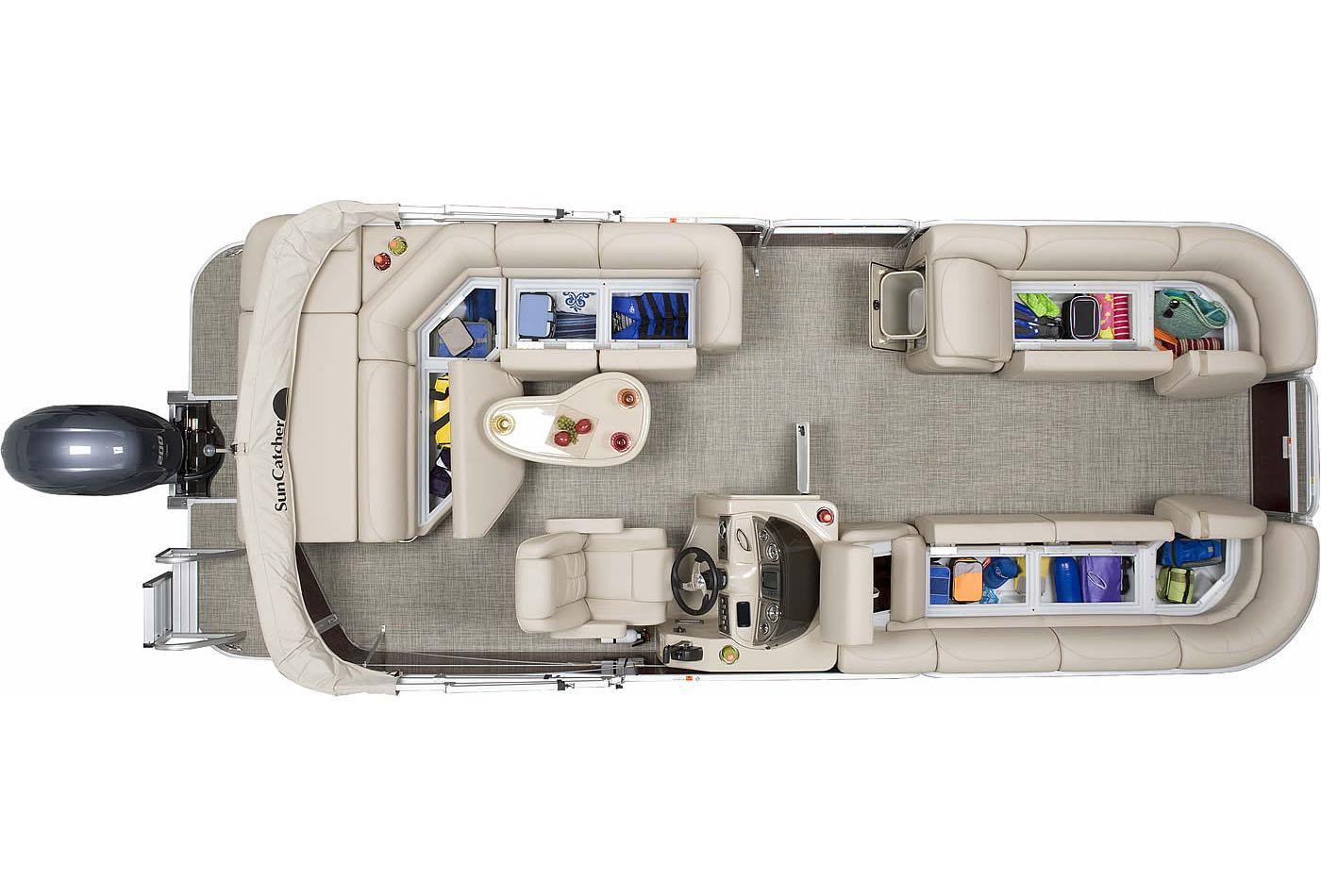 2016 G3 SunCatcher X22 Cruise in Bryant, Arkansas