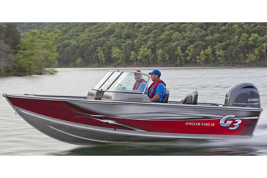 2016 G3 Angler V185 SF in Bryant, Arkansas