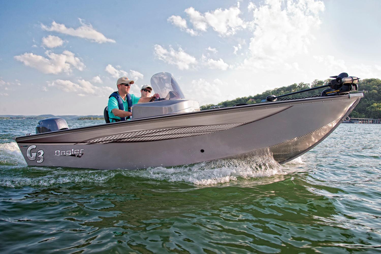 2017 G3 Angler V16 C in Bryant, Arkansas