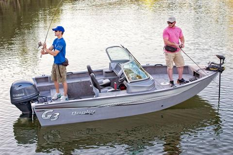 2017 G3 Angler V16 F in Bryant, Arkansas