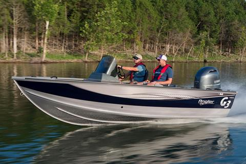 2017 G3 Angler V18 C in Lake City, Florida