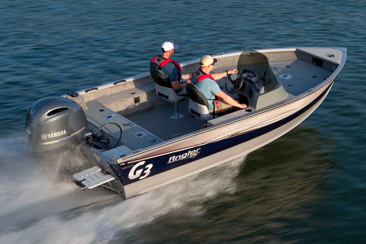 2017 G3 Angler V18 C in Fleming Island, Florida