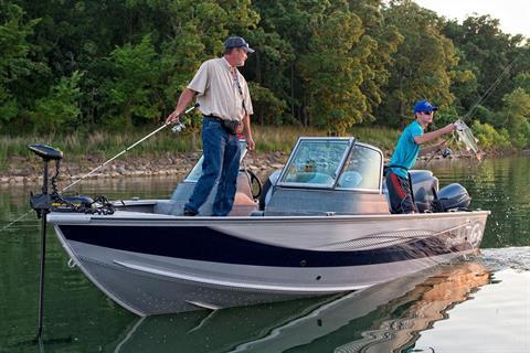 2017 G3 Angler V19 SF in Bryant, Arkansas