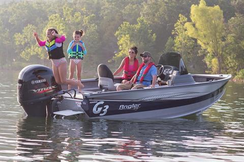 2017 G3 Angler V17 C in Bryant, Arkansas