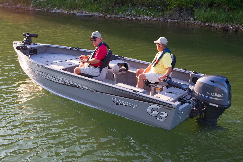2017 G3 Angler V17 T in Bryant, Arkansas