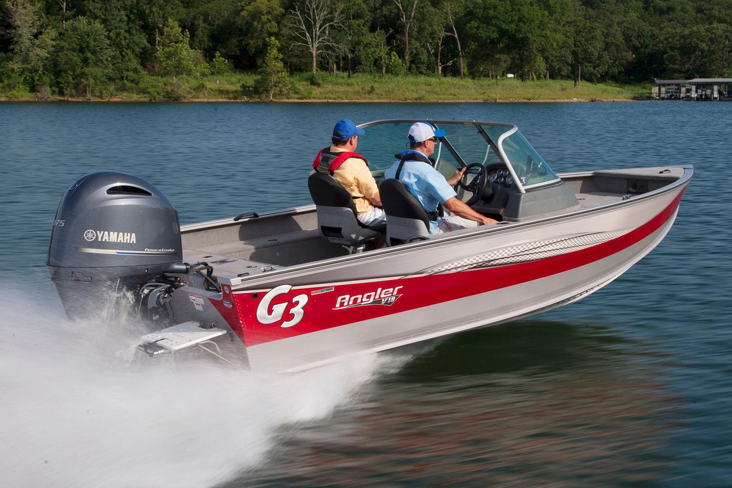 2017 G3 Angler V18 SF in Lake City, Florida