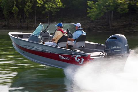 2017 G3 Angler V18 SF in Hutchinson, Minnesota