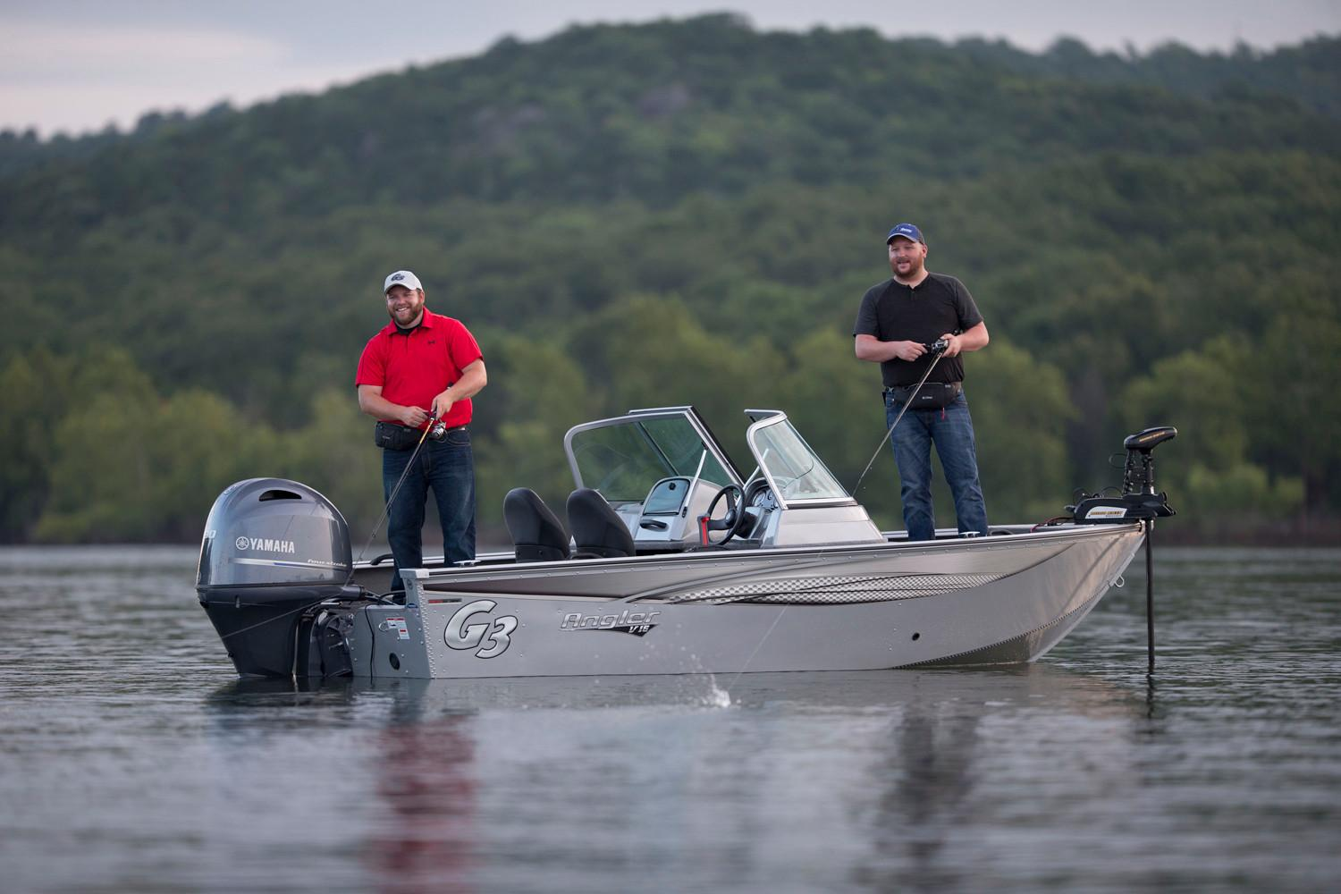 2018 G3 Angler V16 F in West Monroe, Louisiana - Photo 1