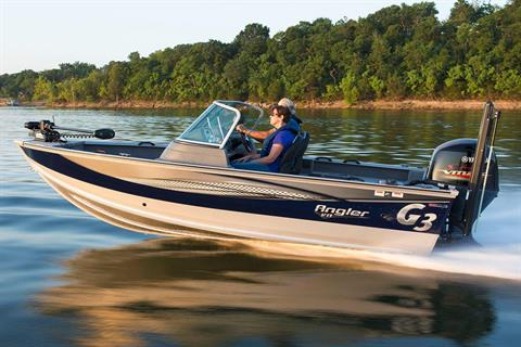 2018 G3 Angler V17 F in West Monroe, Louisiana
