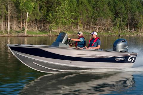 2018 G3 Angler V18 C in West Monroe, Louisiana