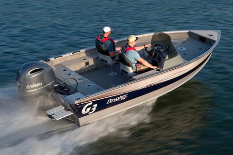 2018 G3 Angler V18 C in West Monroe, Louisiana - Photo 2