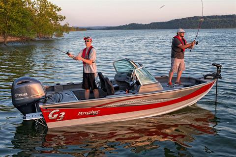 2018 G3 Angler V18 F in West Monroe, Louisiana