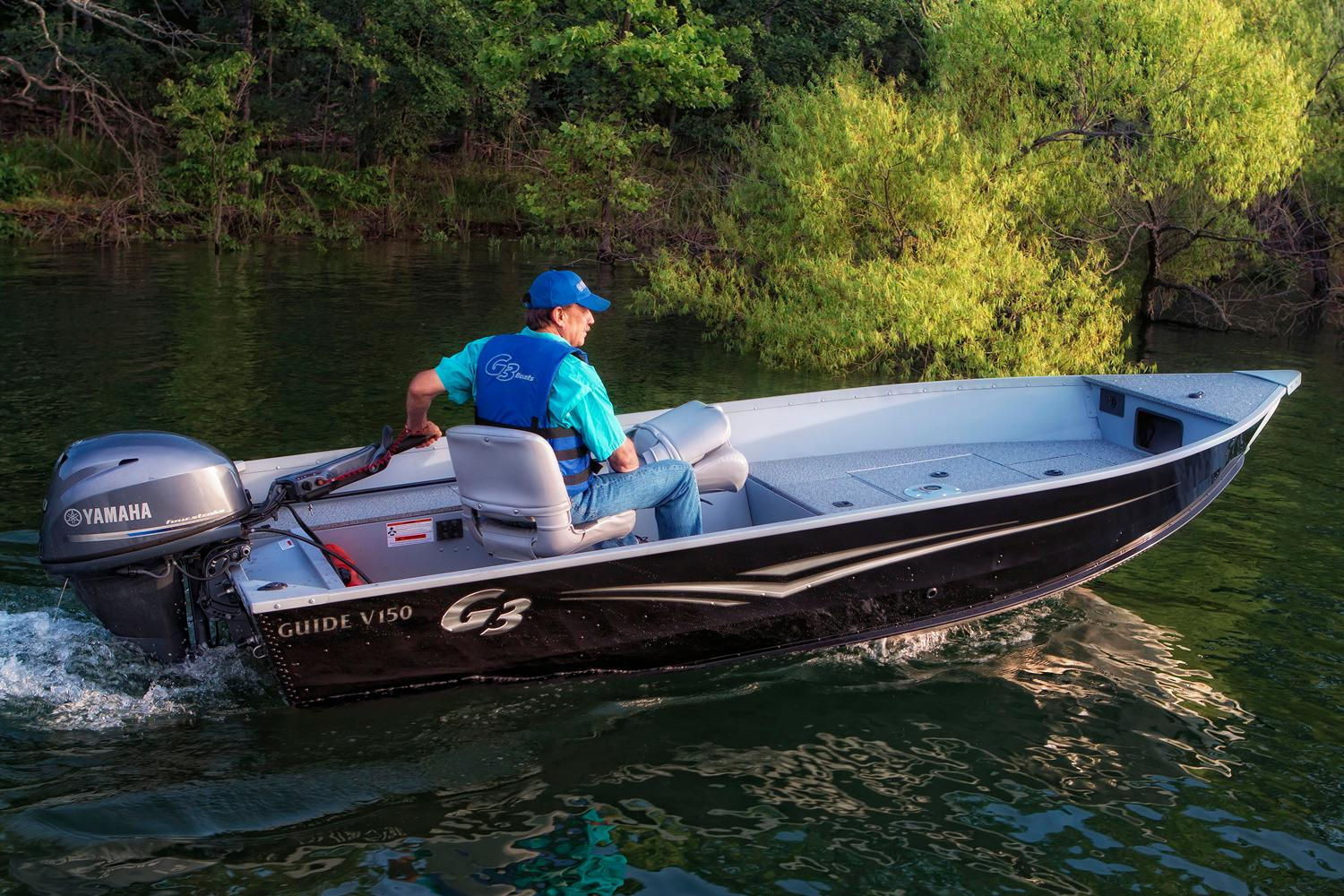 2018 G3 Guide V150 T in West Monroe, Louisiana - Photo 1