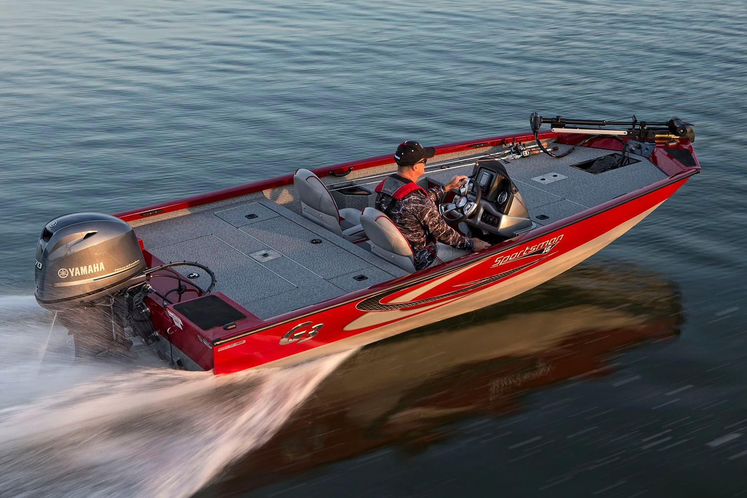 2018 G3 Sportsman 16 in Greenwood, Mississippi - Photo 1