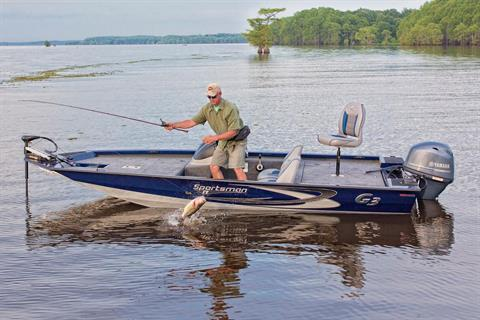 2018 G3 Sportsman 17 in Greenwood, Mississippi