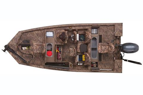 2018 G3 Sportsman 17 PFX Camo in West Monroe, Louisiana
