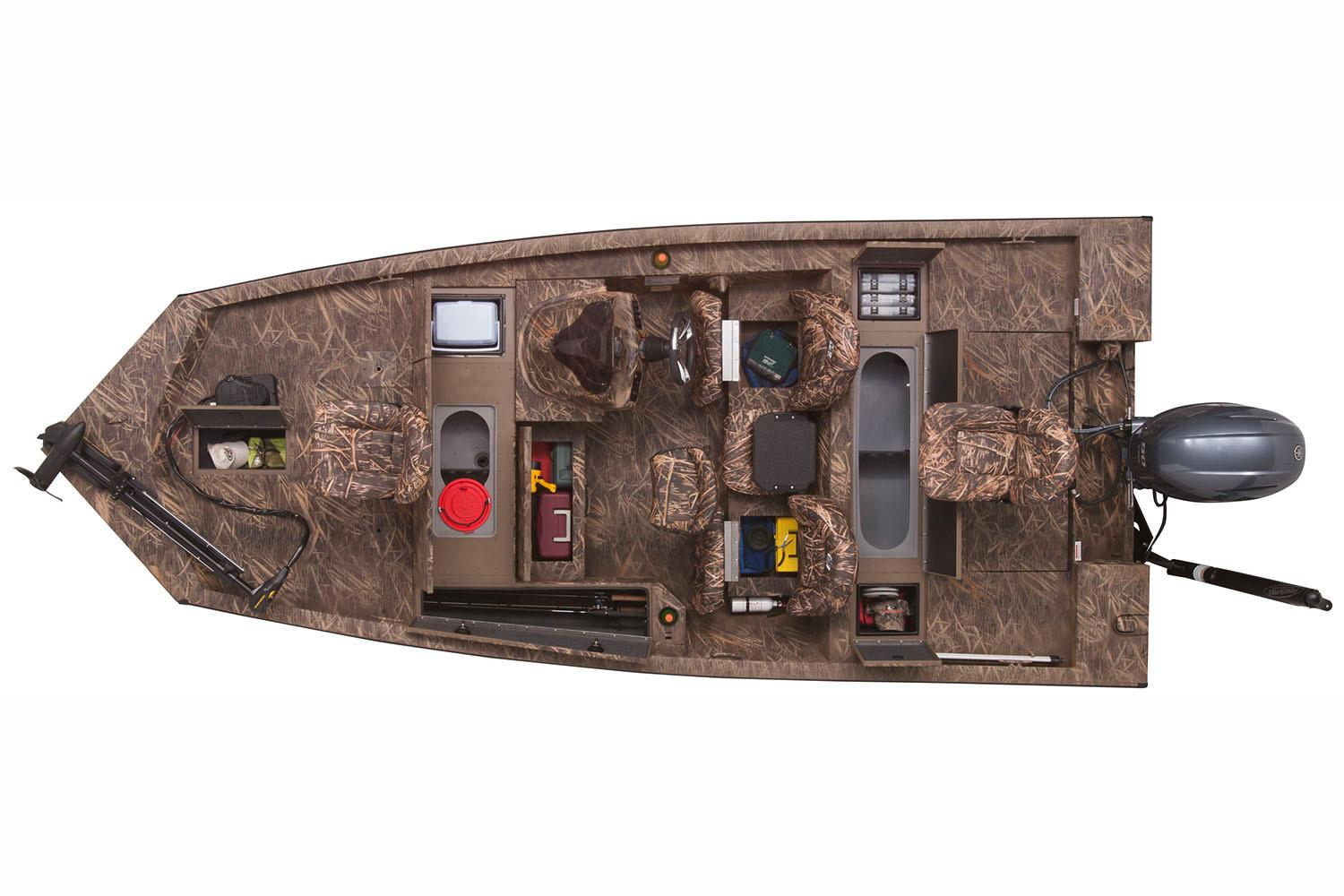 2018 G3 Sportsman 17 PFX Camo in West Monroe, Louisiana - Photo 6