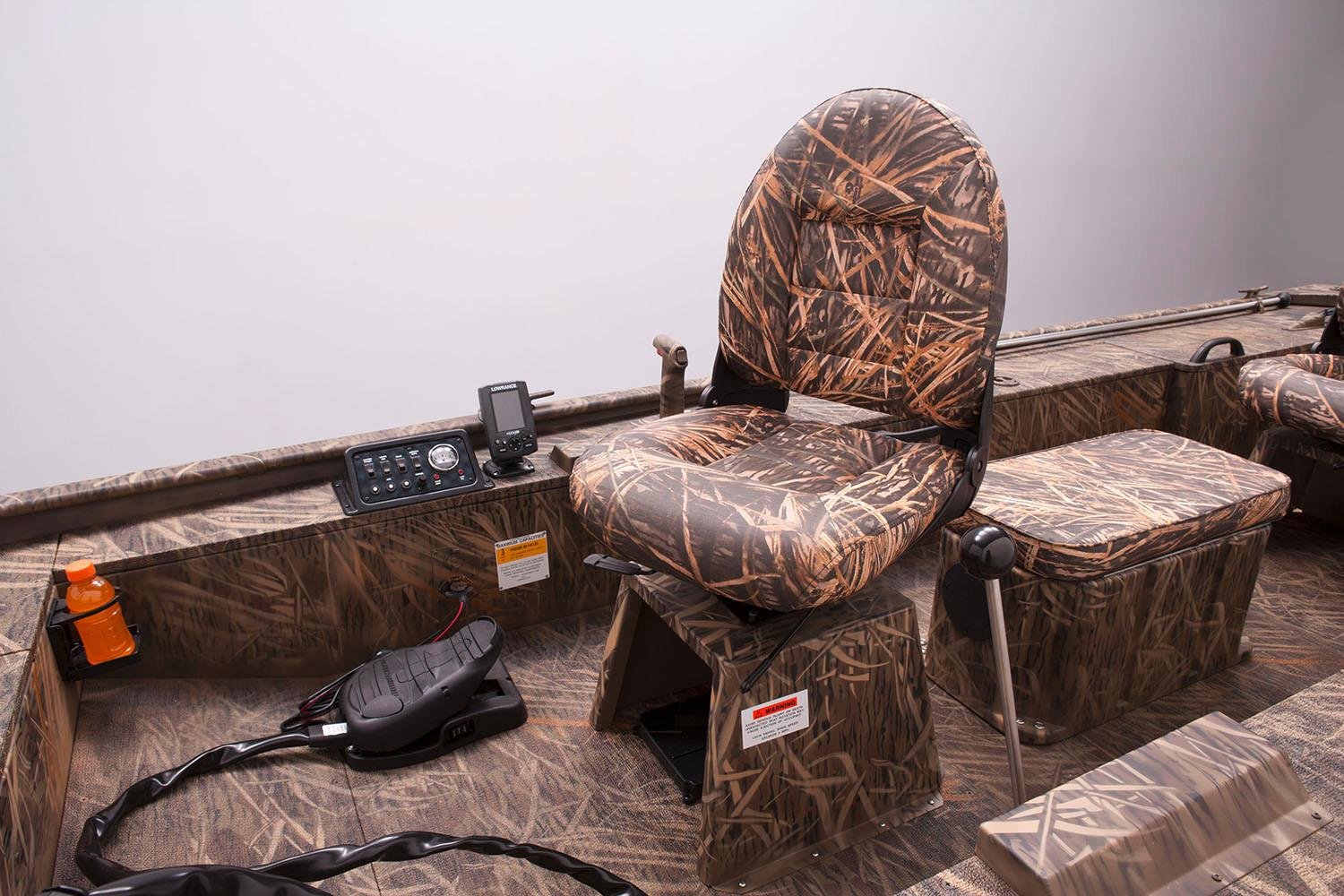 2018 G3 Sportsman 17 SS Camo in West Monroe, Louisiana - Photo 2