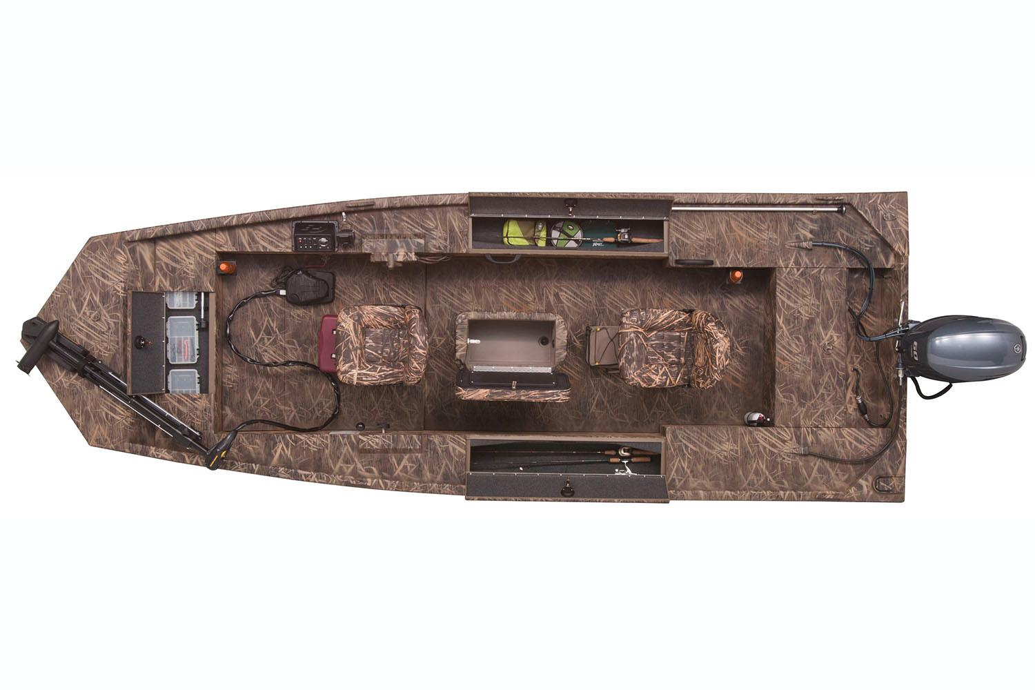 2018 G3 Sportsman 17 SS Camo in West Monroe, Louisiana - Photo 5
