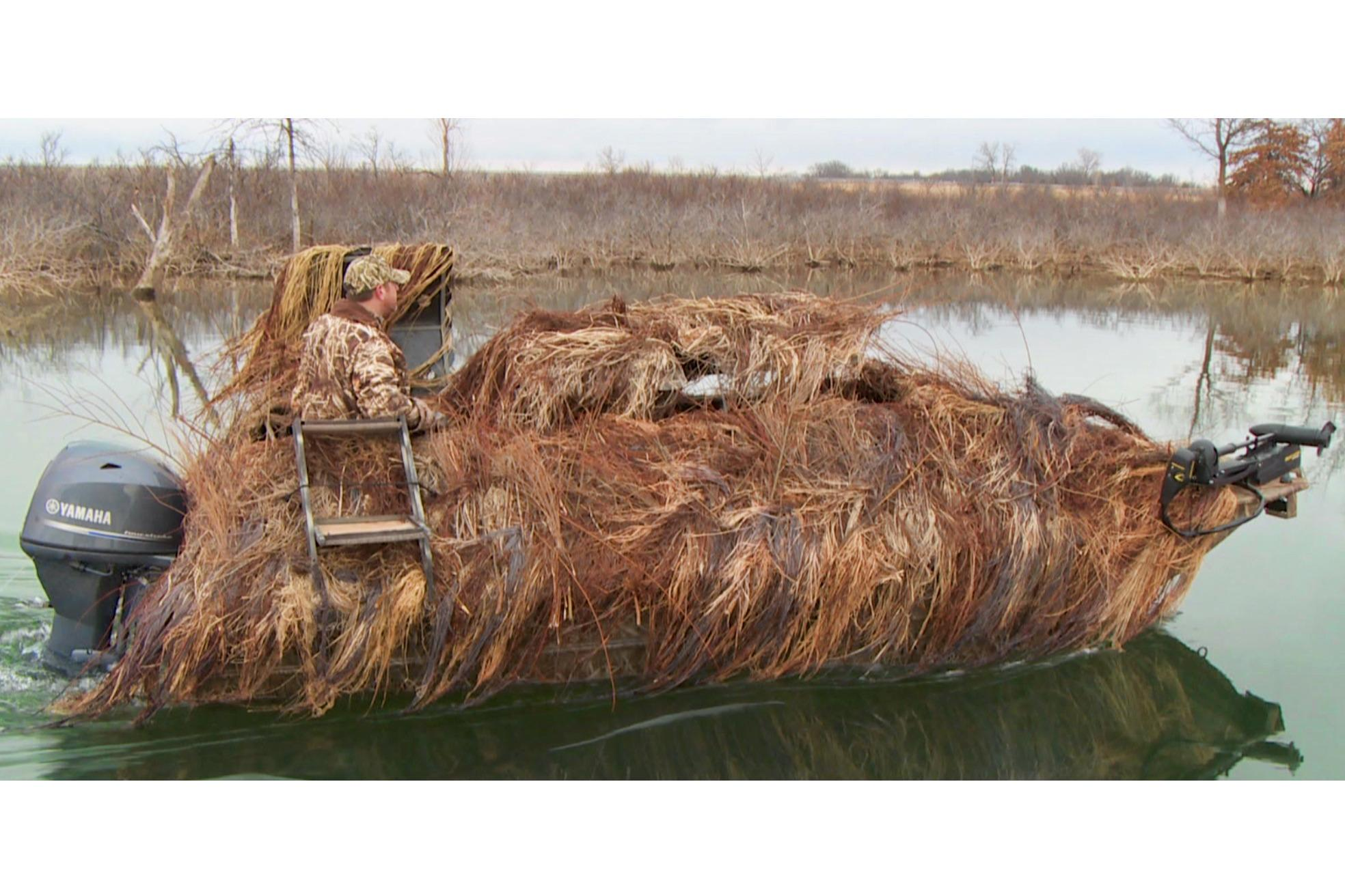 2018 G3 18 DK Duck Blind Option in Greenwood, Mississippi