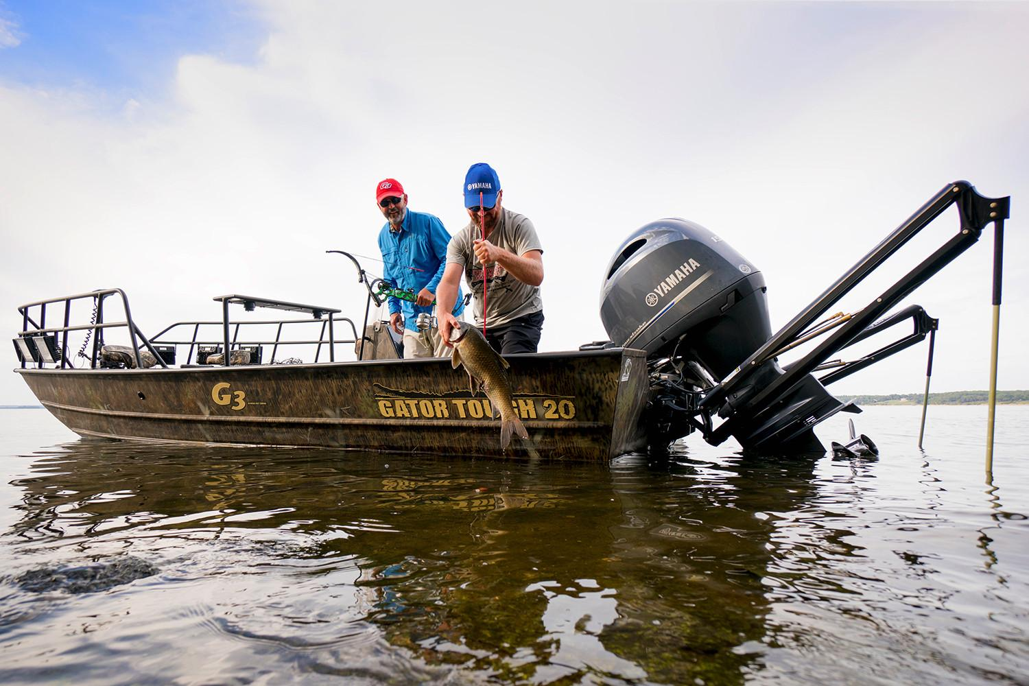 2018 G3 Gator Tough 20 Bow Fish in West Monroe, Louisiana - Photo 3