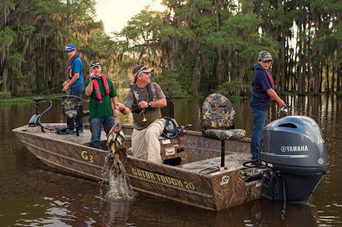 2018 G3 Gator Tough 20 CC in West Monroe, Louisiana - Photo 2