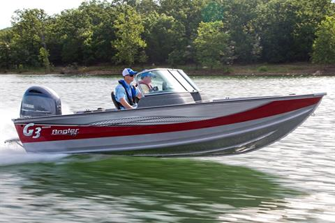 2018 G3 Angler V18 SF in Hutchinson, Minnesota - Photo 2