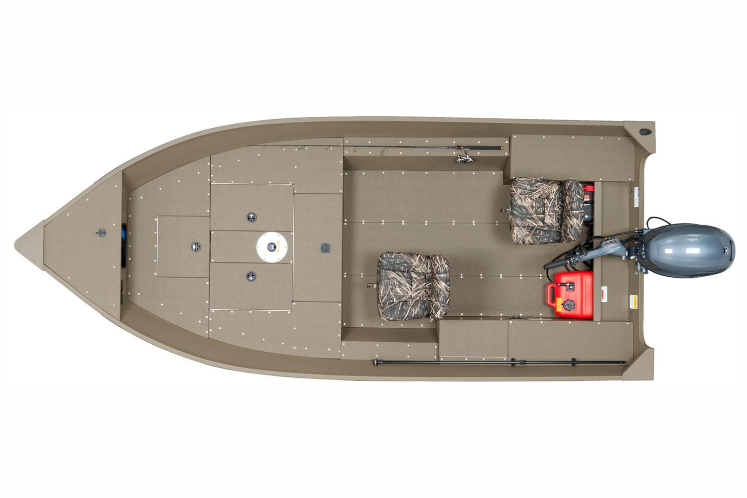 2018 G3 Outfitter V150T in Fleming Island, Florida