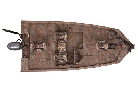 2019 G3 Sportsman 1610 Camo in Muskegon, Michigan