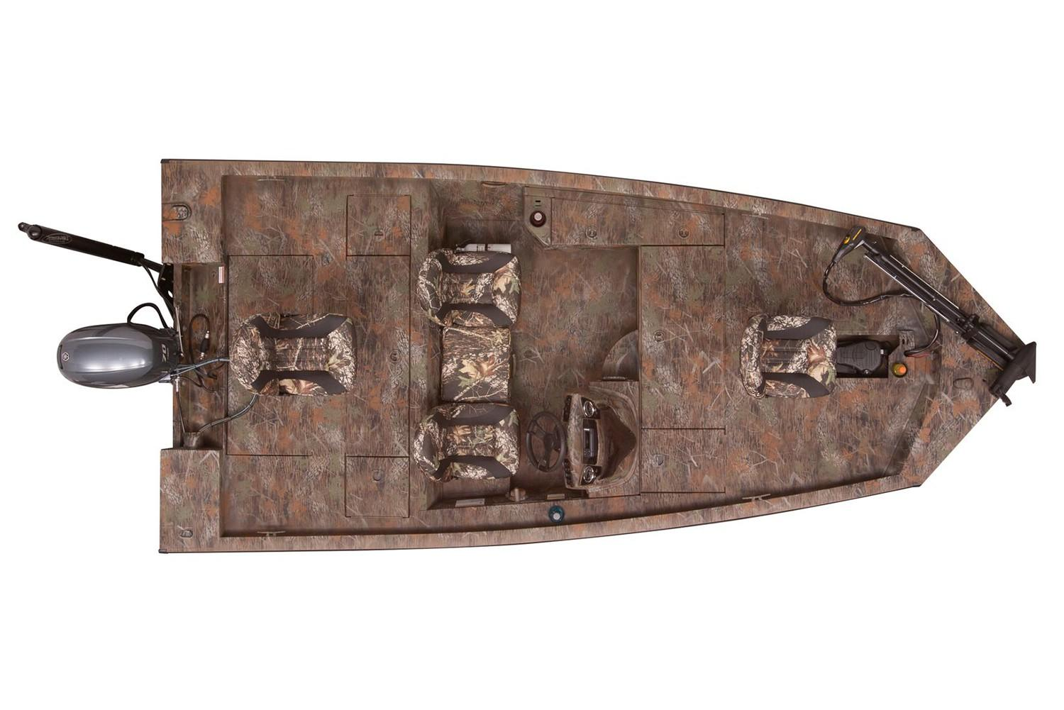 2019 G3 Sportsman 1610 Camo in West Monroe, Louisiana - Photo 1