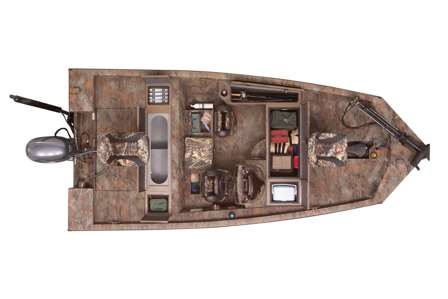 2019 G3 Sportsman 1610 Camo in West Monroe, Louisiana - Photo 2
