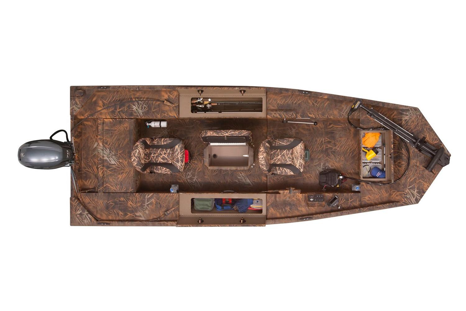2019 G3 Sportsman 16 SS Camo in Greenwood, Mississippi