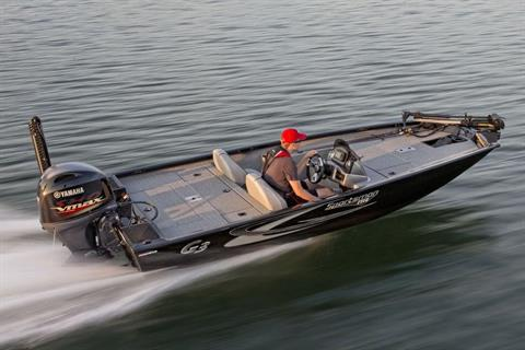 2019 G3 Sportsman 1710 in Greenwood, Mississippi