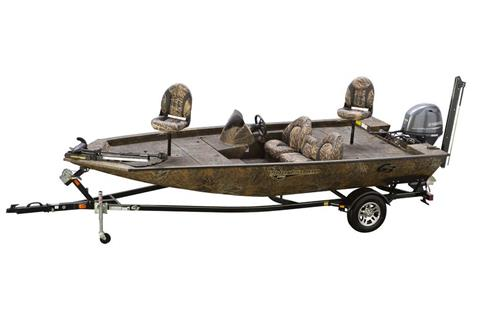 2019 G3 Sportsman 1710 Camo in Greenwood, Mississippi