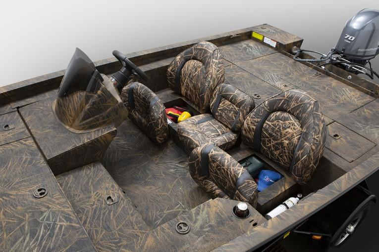 2019 G3 Sportsman 1710 Camo in Purvis, Mississippi - Photo 3