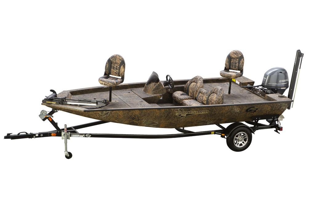 2019 G3 Sportsman 1710 Camo in Lake Mills, Iowa - Photo 1