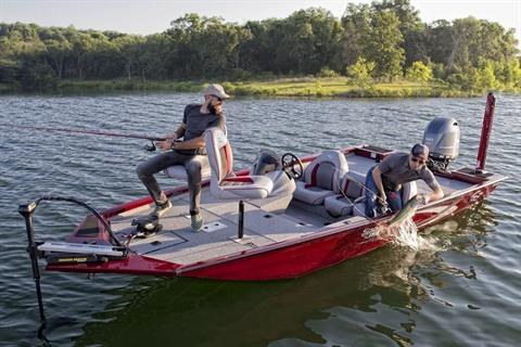 2019 G3 Sportsman 1710 PFX in Muskegon, Michigan