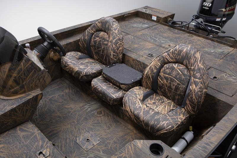 2019 G3 Sportsman 1710 PFX Camo in Hutchinson, Minnesota - Photo 3