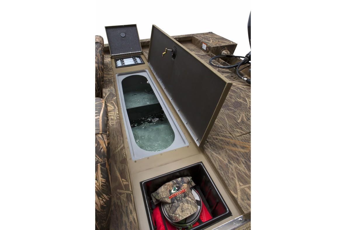 New 2019 G3 Sportsman 1710 PFX Camo Power Boats Outboard in