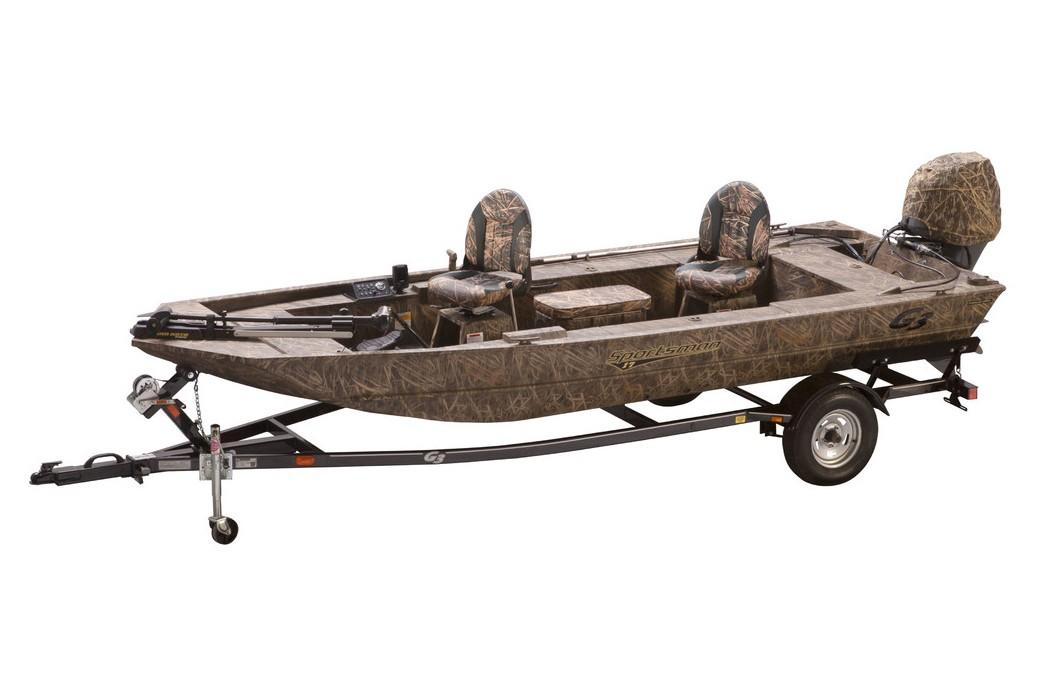 2019 G3 Sportsman 17 SS Camo in Lake City, Florida - Photo 1
