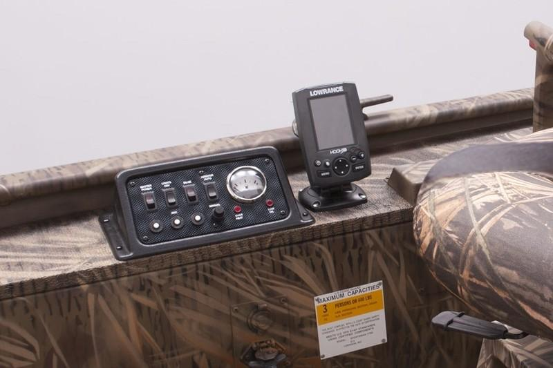 2019 G3 Sportsman 17 SS Camo in West Monroe, Louisiana - Photo 5
