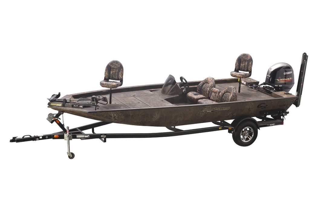 2019 G3 Sportsman 1910 Camo in Greenwood, Mississippi