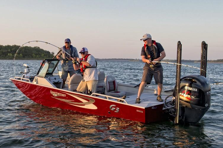 2019 G3 Sportsman 2100 in Lake Mills, Iowa - Photo 2