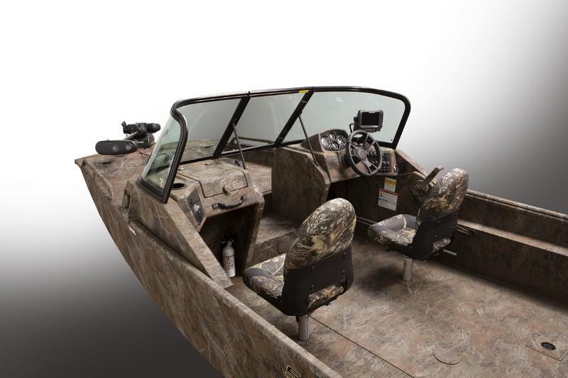 2019 G3 Sportsman 2100 Camo in Greenwood, Mississippi