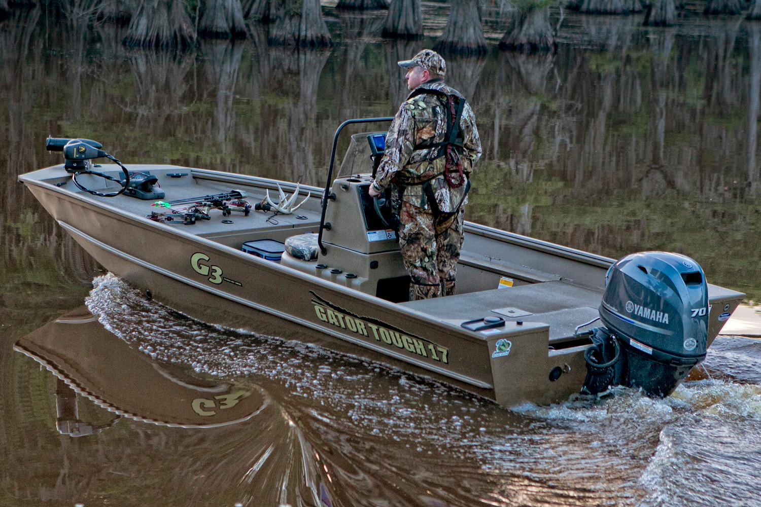 2019 G3 Gator Tough 17 CC in West Monroe, Louisiana - Photo 1