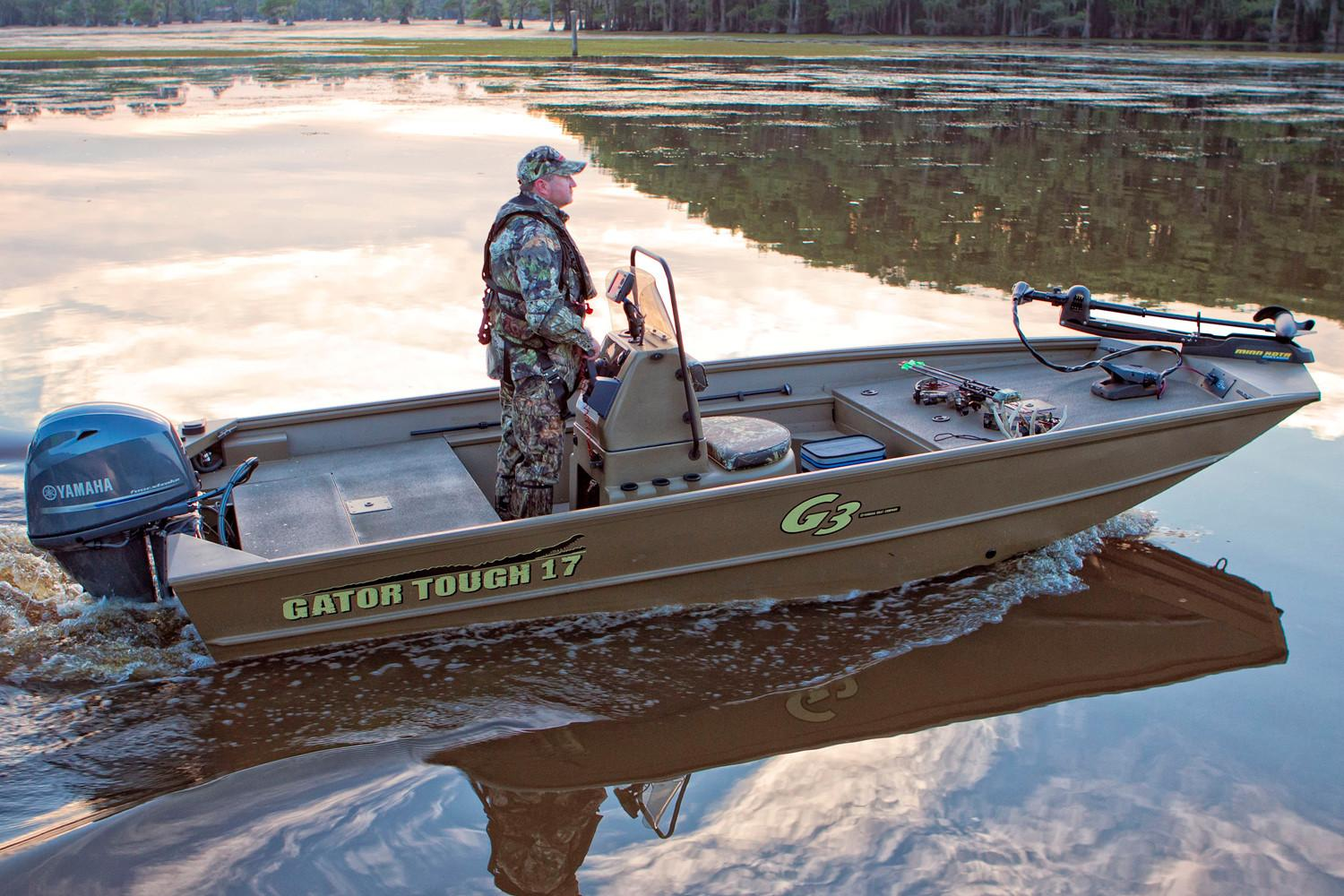 2019 G3 Gator Tough 17 CC in West Monroe, Louisiana - Photo 2