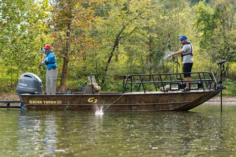 2019 G3 Gator Tough 20 Bow Fish in Hutchinson, Minnesota - Photo 2
