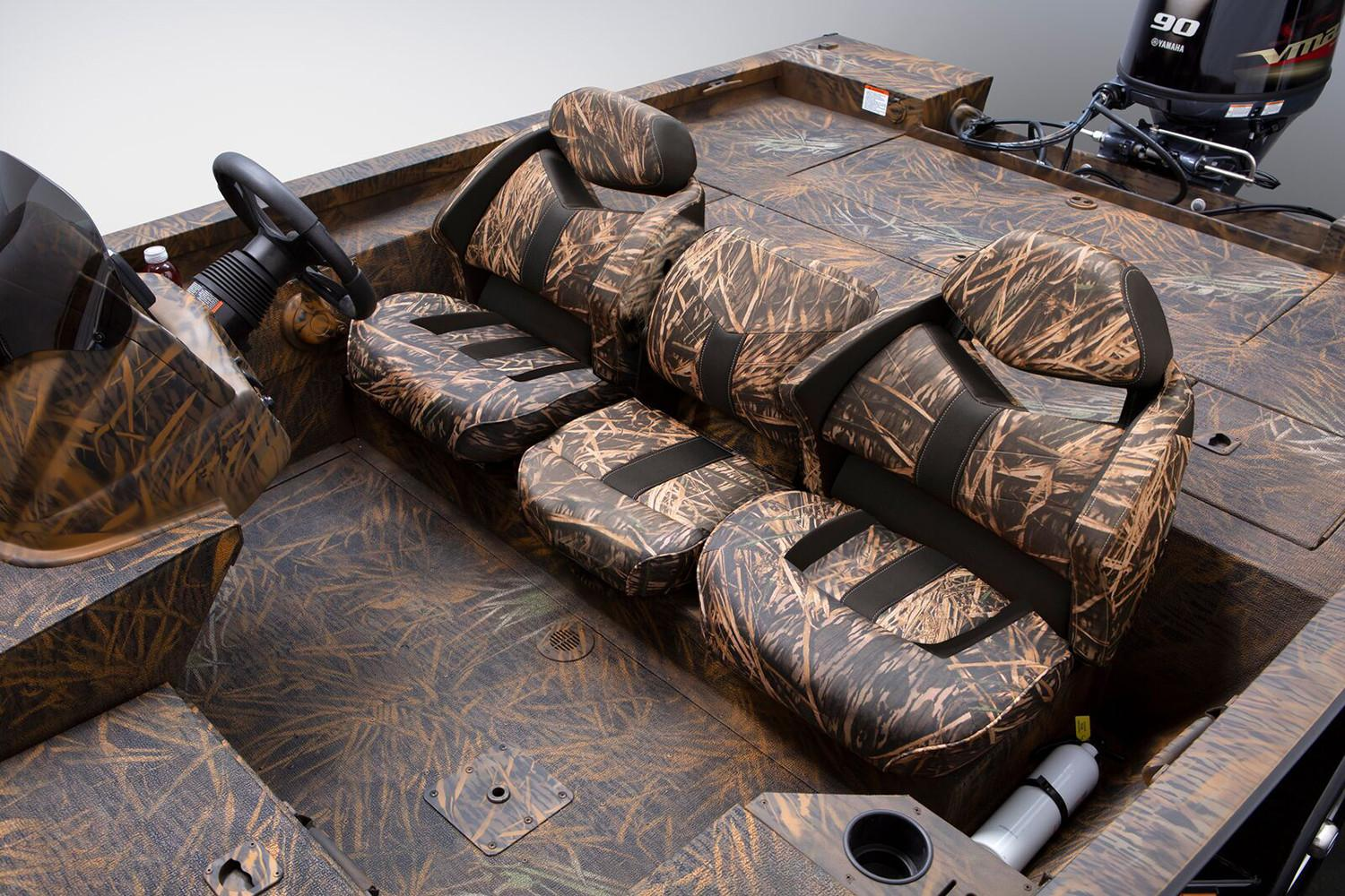 2020 G3 Sportsman 1710 PFX Camo in Lake Mills, Iowa - Photo 3